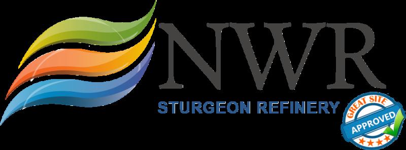 NWR Sturgeon Refinery logo