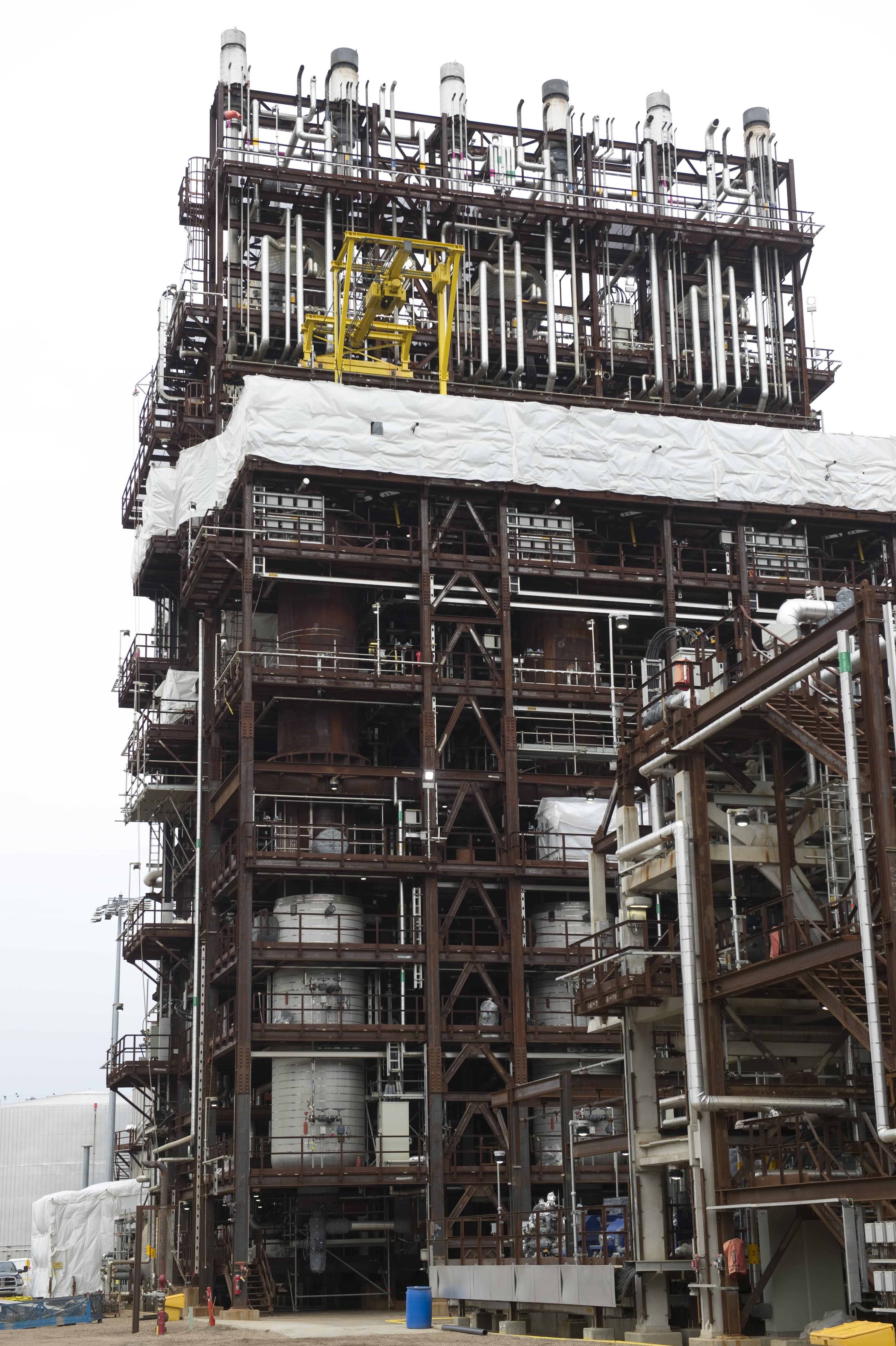 Behind the Scenes: Status Updates (as of July)   Sturgeon Refinery